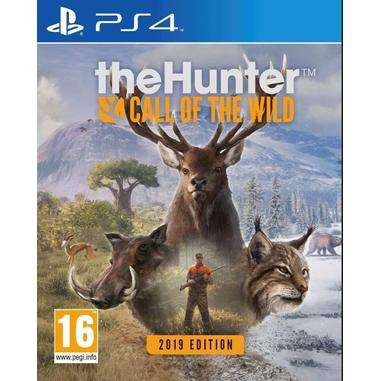 The Hunter - Call of the Wild 2019 - Playstation 4