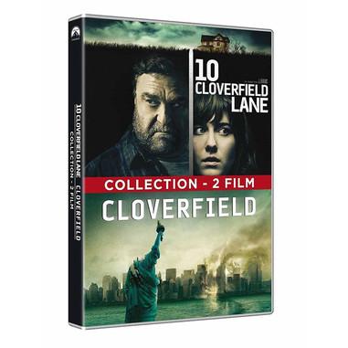 Cloverfield Collection 2 film (DVD)