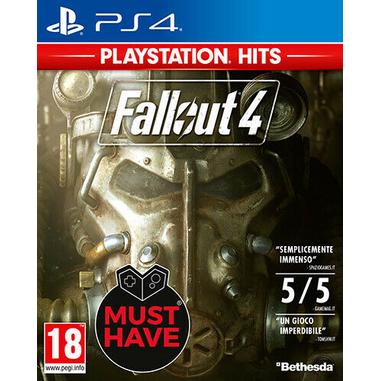 Fallout 4, Playstation Hits