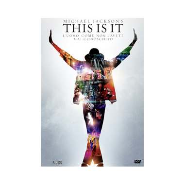 MICHAEL JACKSON'S THIS IS IT Inglese