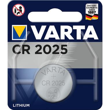 Varta CR 2025 Primary Lithium Button Single-use battery CR2025 Litio
