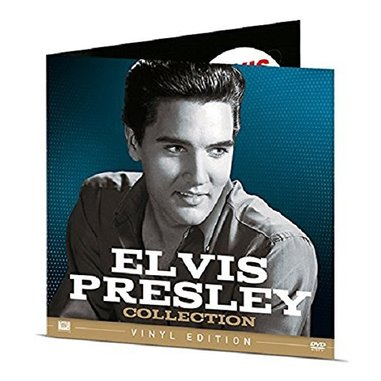 Elvis Presley - Vinyl Edition (DVD)