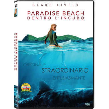 Paradise Beach: Dentro l'Incubo DVD