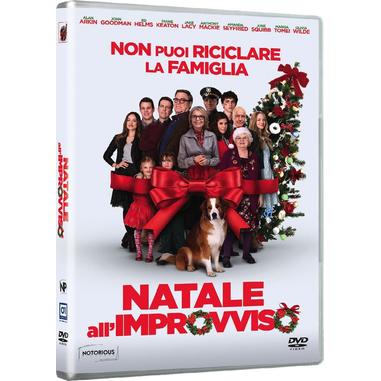 Natale All'Improvviso DVD