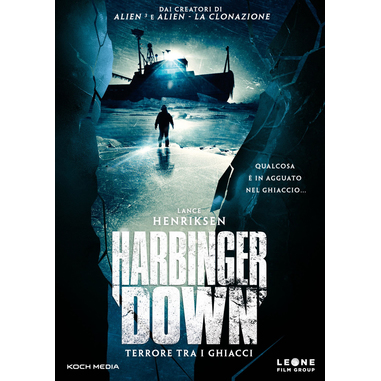 Harbinger Down – Terrore tra i Ghiacci (Blu-ray)