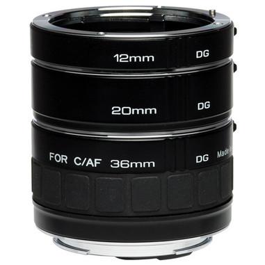 Kenko DG Ext. Tube Set Sony AF adattatore per lente fotografica