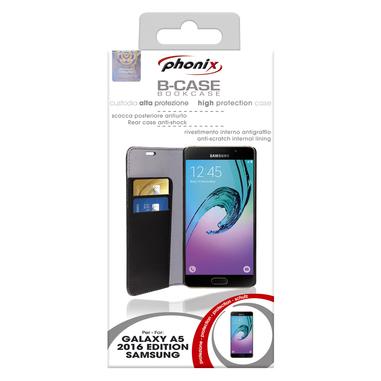 Phonix Custodia a libro per Samsung Galaxy A5 (2016) nera