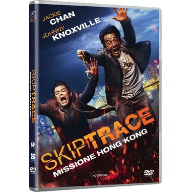 Skiptrace - Missione Hong Kong DVD