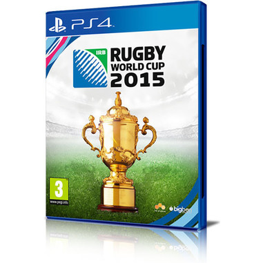 Rugby World Cup 2015 - PS4