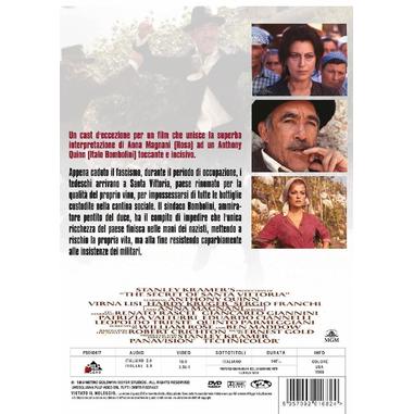 Il Segreto di Santa Vittoria (DVD)