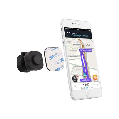T'nB UMCLIPCAR supporto per personal communication Telefono cellulare/smartphone Nero Supporto passivo