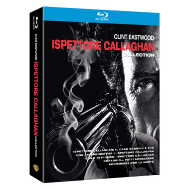 Ispettore Callaghan Collection (Blu-ray)