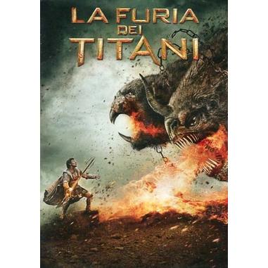 La Furia Dei Titani (DVD)