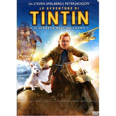 Le Avventure Di TinTin Il Segreto Dell'unicorno, DVD