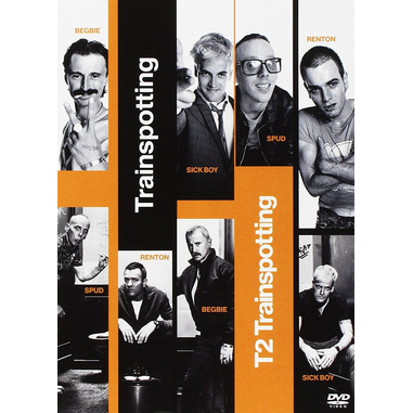 Trainspotting 1&2, DVD DVD 2D ITA
