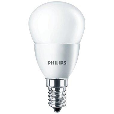 Philips Lampadina LED, Attacco E14, 4W