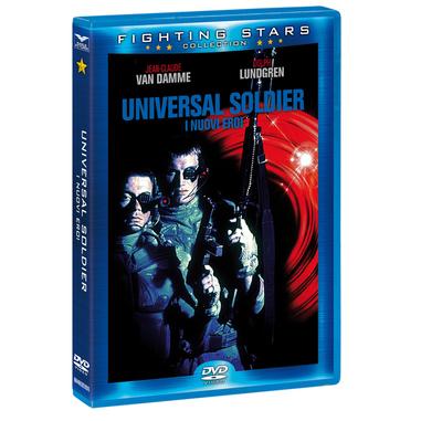 Universal Soldier - I nuovi eroi, DVD DVD 2D ITA