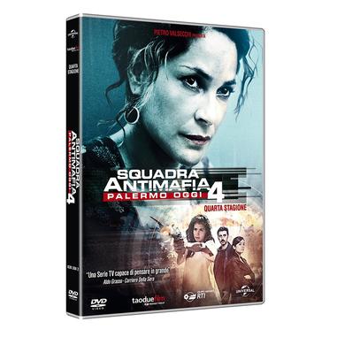 Squadra antimafia - Palermo oggi, Stagione 4 DVD 2D ITA