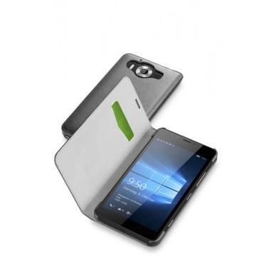 Cellular Line Book Essential per Microsoft Lumia 950 nero