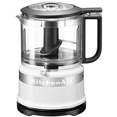 KitchenAid KitchenAid Mini Robot da cucina Classic, Bianco 0.83 litri