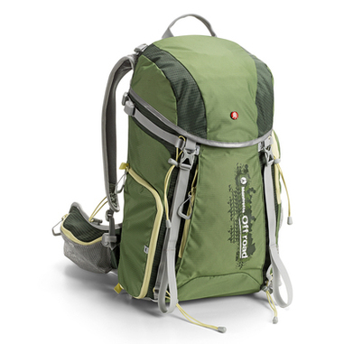 Manfrotto Off road Hiker Zaino Verde