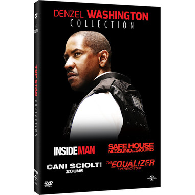 Denzel Washington Collection (DVD)