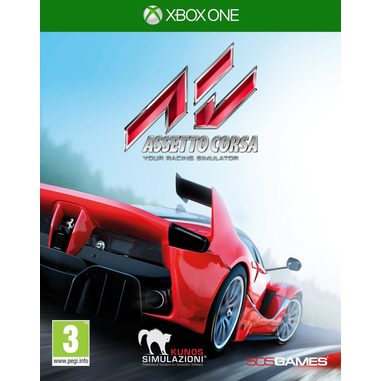 Digital Bros Assetto Corsa, Xbox One