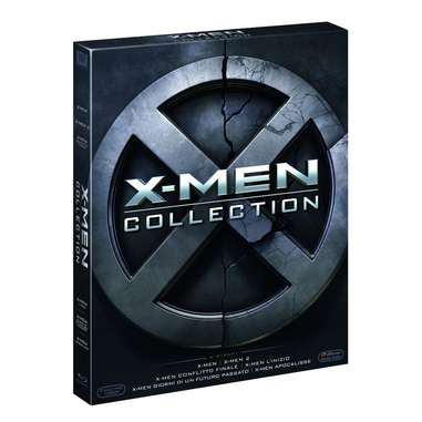 X-Men Complete Collection Blu-ray