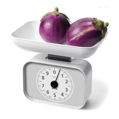 Laica KS2001 Mechanical kitchen scale Bianco bilancia da cucina