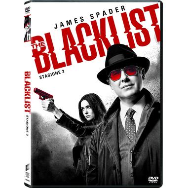 The Blacklist: stagione 3 (DVD)