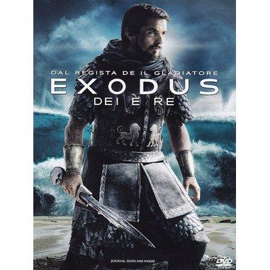Exodus - Dei e re (DVD)