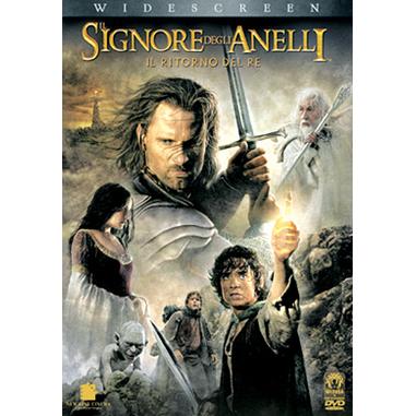 Il Signore degli Anelli - Il Ritorno del Re , 2003, (2x DVD)