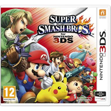 Nintendo Super Smash Bros.,Nintendo 3DS