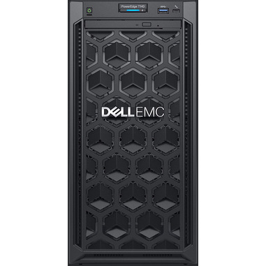 DELL PowerEdge T140 server Intel® Xeon® 3,3 GHz 8 GB DDR4-SDRAM Tower 365 W