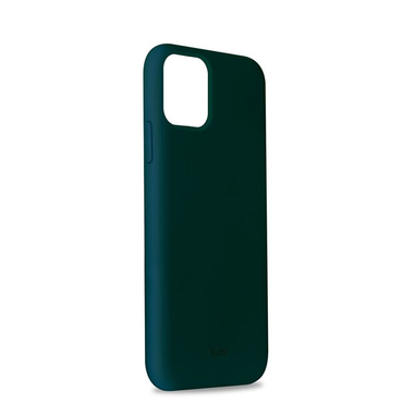 "PURO IPCX6519ICONDKGRN custodia per iPhone 11 16,5 cm (6.5"") Cover Verde"