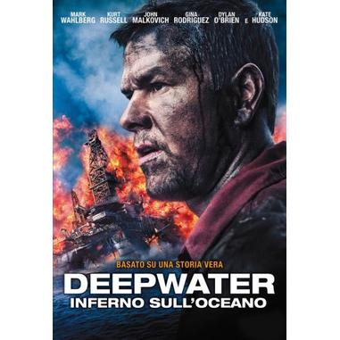 Deepwater - Inferno sull'oceano (DVD)