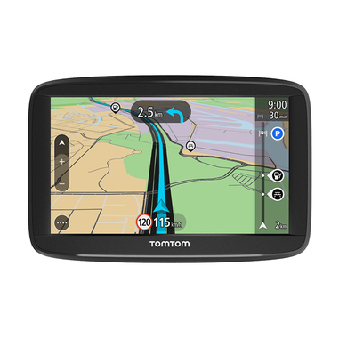 Navigatore TomTom Start 62 GPS, 6 Pollici, con Mappe UE a Vita