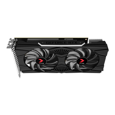 PNY VCG20608SDFPPB-O scheda video GeForce RTX 2060 8 GB GDDR6