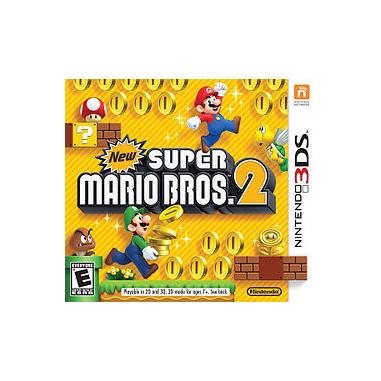 Nintendo New Super Mario Bros. 2, 3DS Nintendo 3DS ITA videogioco