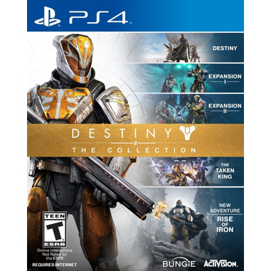 Destiny: The Collection, PlayStation 4