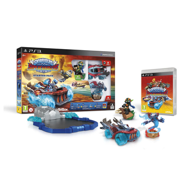 Skylanders SuperChargers SP, PS3