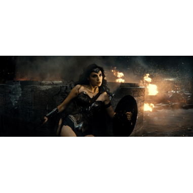 Batman v Superman: Dawn of Justice + maglietta (Blu-ray)