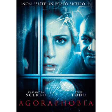Agoraphobia, (DVD) 2D ITA