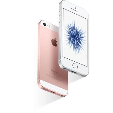 Apple iPhone SE SIM singola 4G 16GB Rose Gold, Bianco