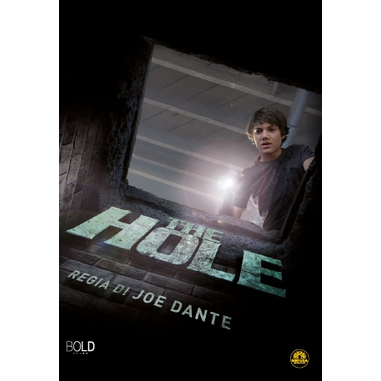 The Hole, 2009, horror  (DVD)
