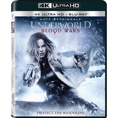 Underworld: Blood Wars, 4K Ultra HD + Blu-Ray Blu-ray 2D ITA