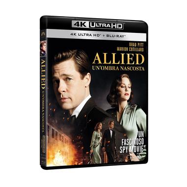Allied: Un'Ombra Nascosta Blu-ray 4K