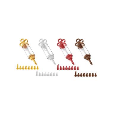 Tescoma Siringa per dolci con 8 beccucci decoratori delicia