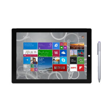 Microsoft Surface Pro 3 Intel Core i7 512GB Silver