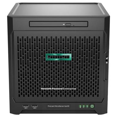Hewlett Packard Enterprise ProLiant MicroServer Gen10 server AMD Opteron 1,6 GHz 8 GB DDR4-SDRAM 16 TB Ultra Micro Tower 200 W